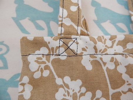 How To Attach Handles To A Tote Bag12