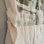 手縫いでTシャツの裾を簡単リメイク!ギャザーの寄せ方・作り方