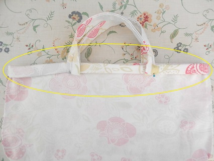 How to Measure Fabric to Make a Bottom Gusset Bag3