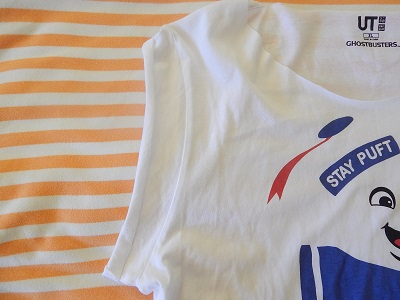 Tshirts Remake Uniqlo White2