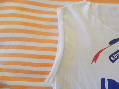 Tshirts Remake Uniqlo White3
