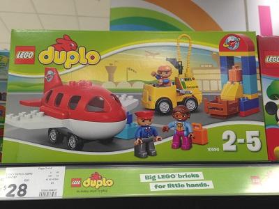 LEGO Duplo Airport