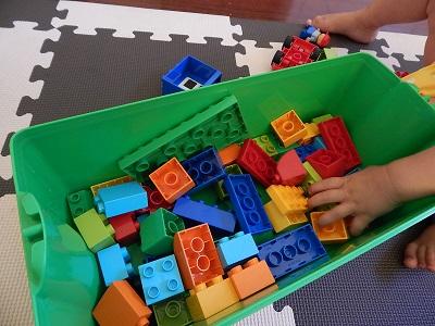 LEGO Duplo Container