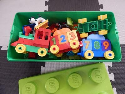 LEGO Duplo Number Train10