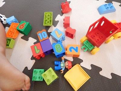 LEGO Duplo Number Train3