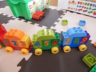 LEGO Duplo Number Train4