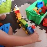 電車好きにおすすめ!レゴデュプロかずあそびトレインで楽しく学ぶ