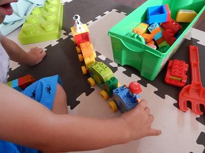 LEGO Duplo Number Train5