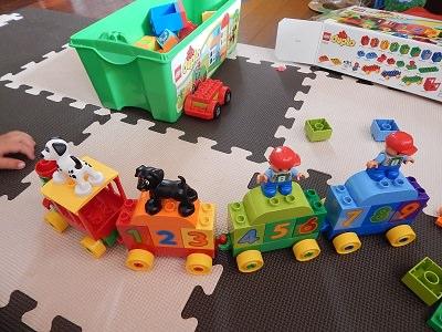 LEGO Duplo Number Train8