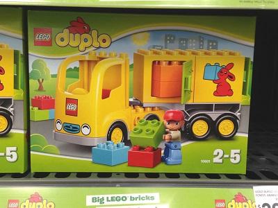LEGO Duplo Truck