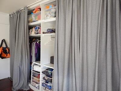 Bed Room Storage DIY2