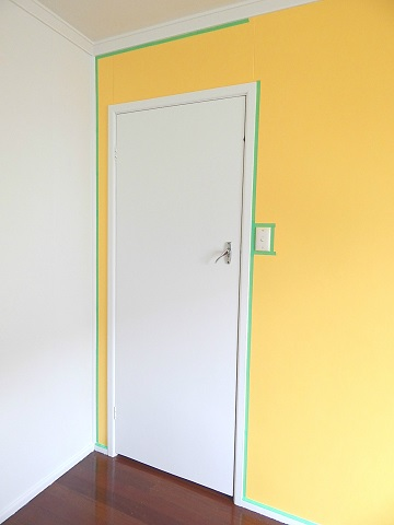 Old House DIY Painting Kids Room16