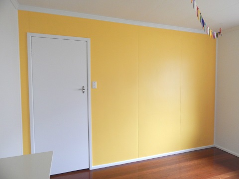 Old House DIY Painting Kids Room19