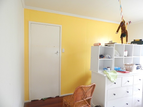 Old House DIY Painting Kids Room8