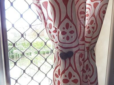 Easy DIY Curtain Tie Backs13