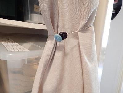 Easy DIY Curtain Tie Backs15