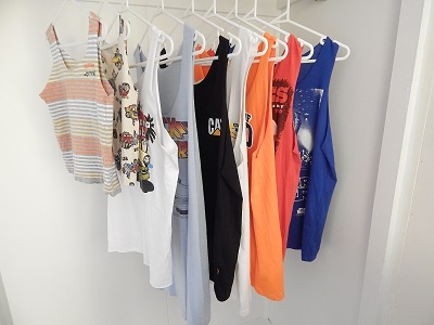 Make Tank Tops From Tshirts21