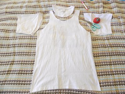 Make Tank Tops From Tshirts9