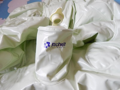 Richell Inflatable Baby Chair5