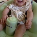 世界の人気者!赤ちゃんの歯固めはキリンのソフィーがおすすめ