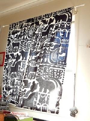 Homemade Curtains1