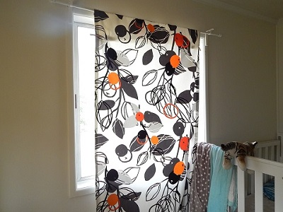 Homemade Curtains12