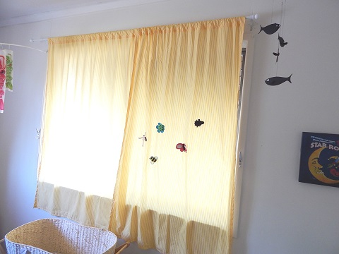 Homemade Curtains2