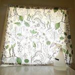 好きな生地で簡単手作り!カーテンの作り方・縫い方