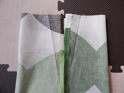 How To Sew Around The Slit4