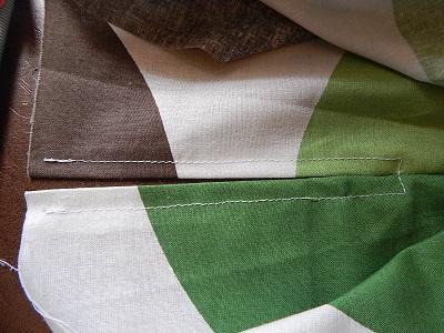 How To Sew Around The Slit8