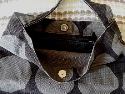 How to Add a Zipper to a Finished Bag3