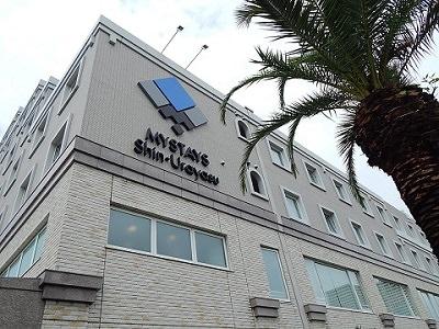 Hotel MyStays ShinUrayasu1