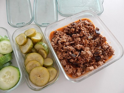 Iwaki Pack & Range Glass Food Containers10
