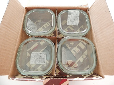 Iwaki Pack & Range Glass Food Containers3