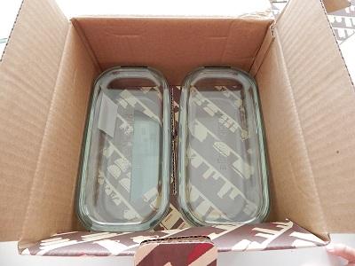 Iwaki Pack & Range Glass Food Containers4