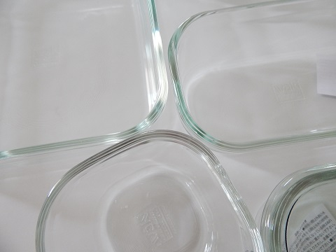 Iwaki Pack & Range Glass Food Containers8
