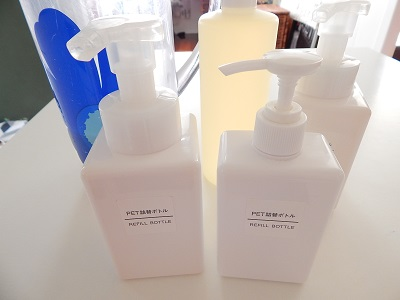 MUJI Refill Bottle Foam Type2
