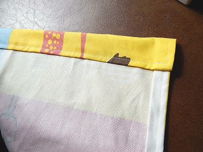 DIY Curtain With Pockets11