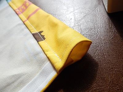 DIY Curtain With Pockets12