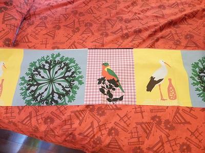DIY Curtain With Pockets13