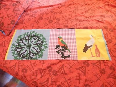 DIY Curtain With Pockets14