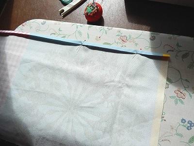 DIY Curtain With Pockets15