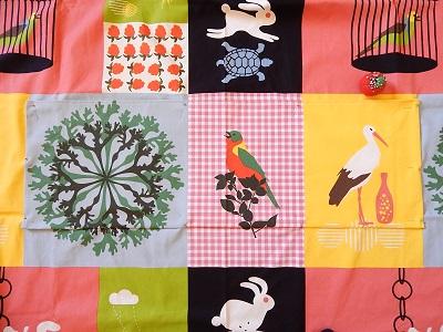 DIY Curtain With Pockets18