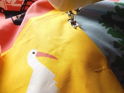 DIY Curtain With Pockets19