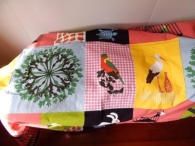 DIY Curtain With Pockets22