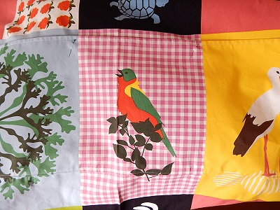 DIY Curtain With Pockets23-1