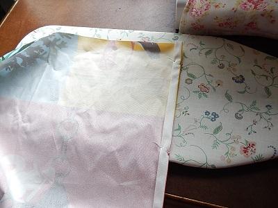 DIY Curtain With Pockets5