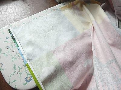 DIY Curtain With Pockets6