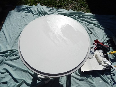 Painting Old Furniture13