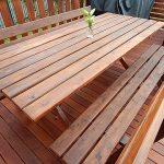 テーブル復活!オイルフィニッシュ塗装で木製家具のお手入れ